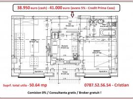 Apartament 2 camere Popesti-Leordeni (RATB 200m)-Prima Casa!