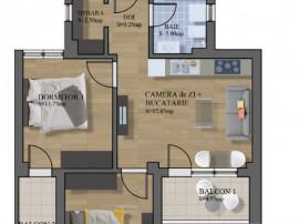 Neofort 51 - Apartament 2 camere - Baba Novac