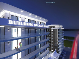 Apartament Primul Rand La Mare Building Stefan Resort