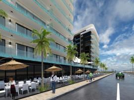 Apartament Primul Rand La Mare Building Stefan Resort