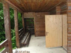Cabana la Transalpina din lemn Sugag, Alba