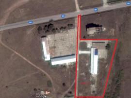 Hala si teren aferent de 5800 m2 Zona santier