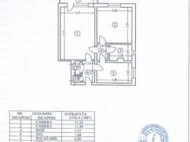 """Apartament cu 2 camere zona Nord-Cameliei """"cubulet"""" (et 2/4)"""