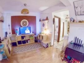 Apartament cu 3 camere | Modern| curte 40mp| Bucurestii Noi