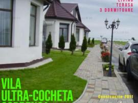 VILA ULTRA-COCHETA CU 4 CAMERE IN CORBEANCA
