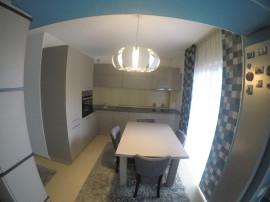 Apartament 3 camere complet utilat Pandurilor