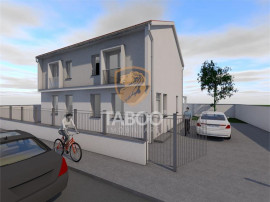 Duplex 6 camere si curte de in zona Tractorului din Sibiu