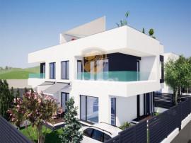 Casa finalizata cu 5 camere de in cartierul Bavaria