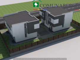 Vila 3 camere,comuna Berceni Str. Ciulini