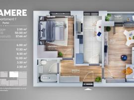 Apartament 2 camere Titan- Pallady- metrou 1 Decembrie 19...