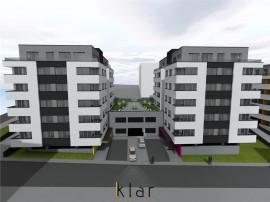 Apartament 2 camere, in bloc nou, zona Calea Baciului