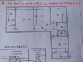 ***Apartament 4 camere-zona Drumul Taberei / Tricodava***