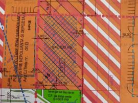 Teren construtii industrial/comercial intravilan Giarmata-