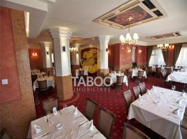 Hotel si restaurant cu terasa de in Sebes judetul Alba