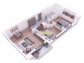 3 Camere Semidecomandate, Finisat, CF, Parcare, Zone Intre L