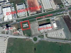 Teren iesirea din Arad spre Nadlac - ID : RH-12348-property