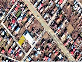 Teren 641 mp, central - Chitila