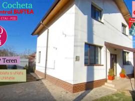 Vila Cocheta cu 4 Camere UltraCentral BUFTEA