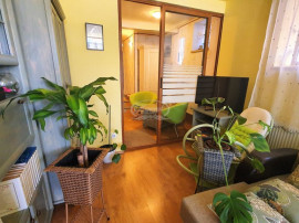 Apartament cu gradina, zona semicentrala