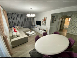 Apartament 3 camere, mobilat si utilat ultramodern, zona Big