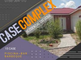 Casa 3 Camere in Complex Rezidential Crevedia cu Piscina Bar