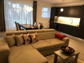 Apartament premium 2 camere Floreasca - GRADINA 66MP