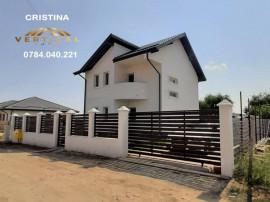Vila superba - 4 camere - 373mp curte - comuna Berceni.
