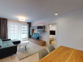 Apartament 3 camere de inchiriat in complex New Point Pipera