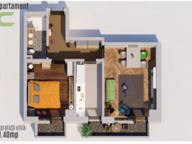 Pret promotional!! Apartament, 2 camere, Tatarasi, Venetia