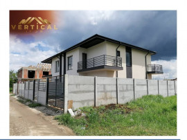 DUPLEX 120 mp - 3 dormitoare- 250 mp teren-Dealul Verde