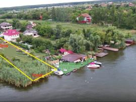 Teren cu deschidere la lacul Snagov, Zorelelor.
