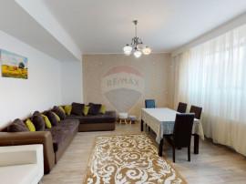 Apartament 4 camere, 2 terase (demisol inalt) Bucurestii Noi