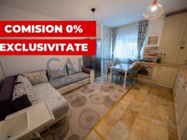 Comision 0%! Apartament 3 camere semidecomandat, Borhanci