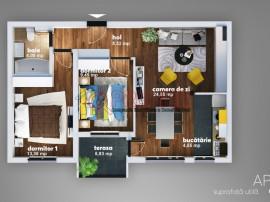 Apartament 3 camere Olympus Aparatorii Patriei