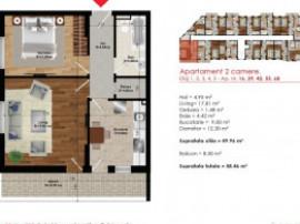 Apartament 2 camere, decomandat, metrou Berceni - Noua Casa