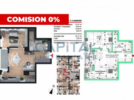 Comision 0! Apartament 2 camere semidecomandat, Zona VIVO!