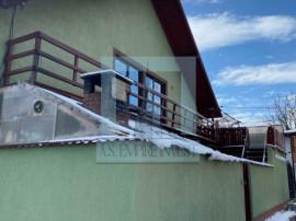 Casa/vila singur in curte 7 camere - zona Ghimbav