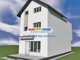 Vila individuala zona Safirului - Margelelor cu terasa