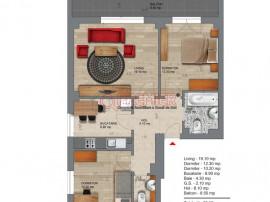 Apartament 3 camere metrou Berceni DIRECT DEZVOLTATOR