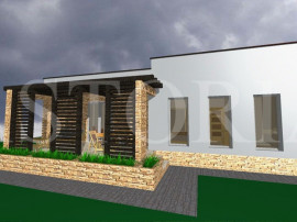 Casa Bradu, constructie noua