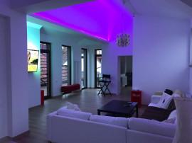 3 camere in casa Centrul Vechi, mobilat-utilat lux, 650€