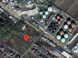 Teren, industrial, hale, depozite, Jilava, strada asfaltata