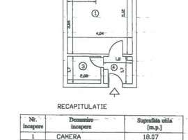 Apartament 1 camere Titan | Costin Georgian | Proprietar