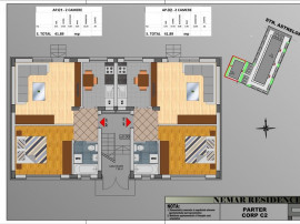 Apartament 2 camere - Comision 0 - Direct Dezvoltor
