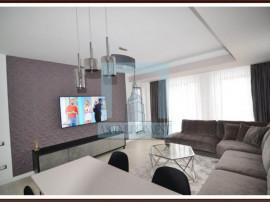 Apartament 3 camere- Zona Tractorul (mobilat-utilat)