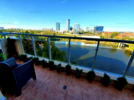 Apartament Exclusivist Floreasca Lac, vedere superba, Parca