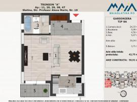Maia Slatina 2   Apartament in bloc nou Tip 8A