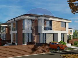 Vila in constructie, 159 mp. utili, 600 mp. teren - Parad...