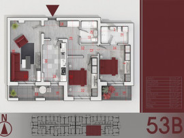 Apartament 3 camere zona Titan - Parcul Teilor - metrou N...