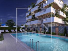 Penthouse superb cu terasa de 97 mp, 3 camere, proiect deose